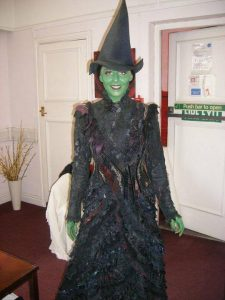 Stevie Tate Bauer Elphaba